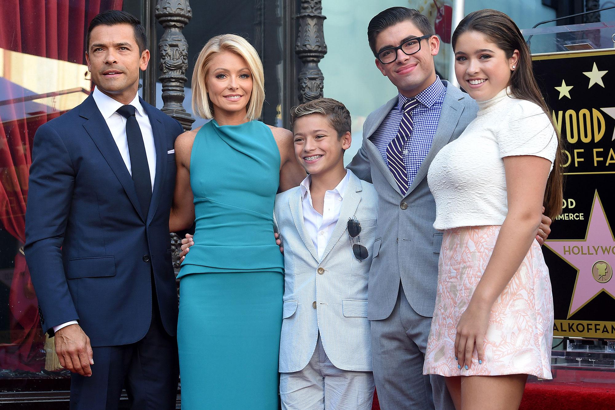 Joaquin's Family