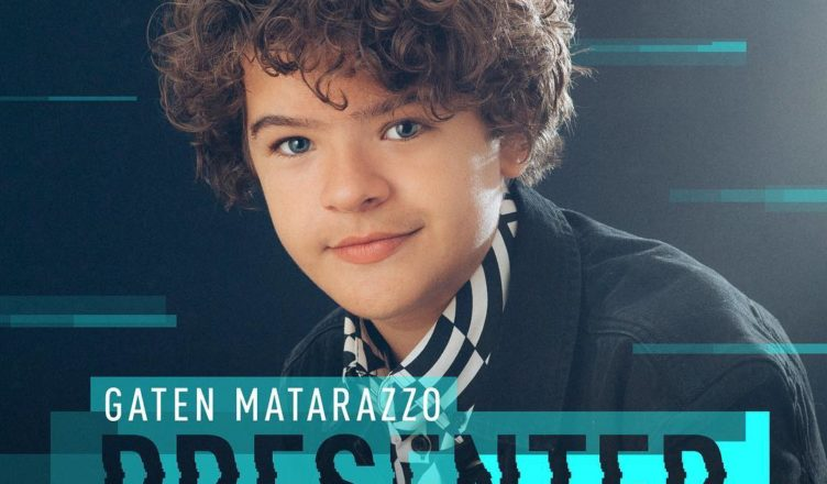 Gaten Matarazzo as Dustin Henderson