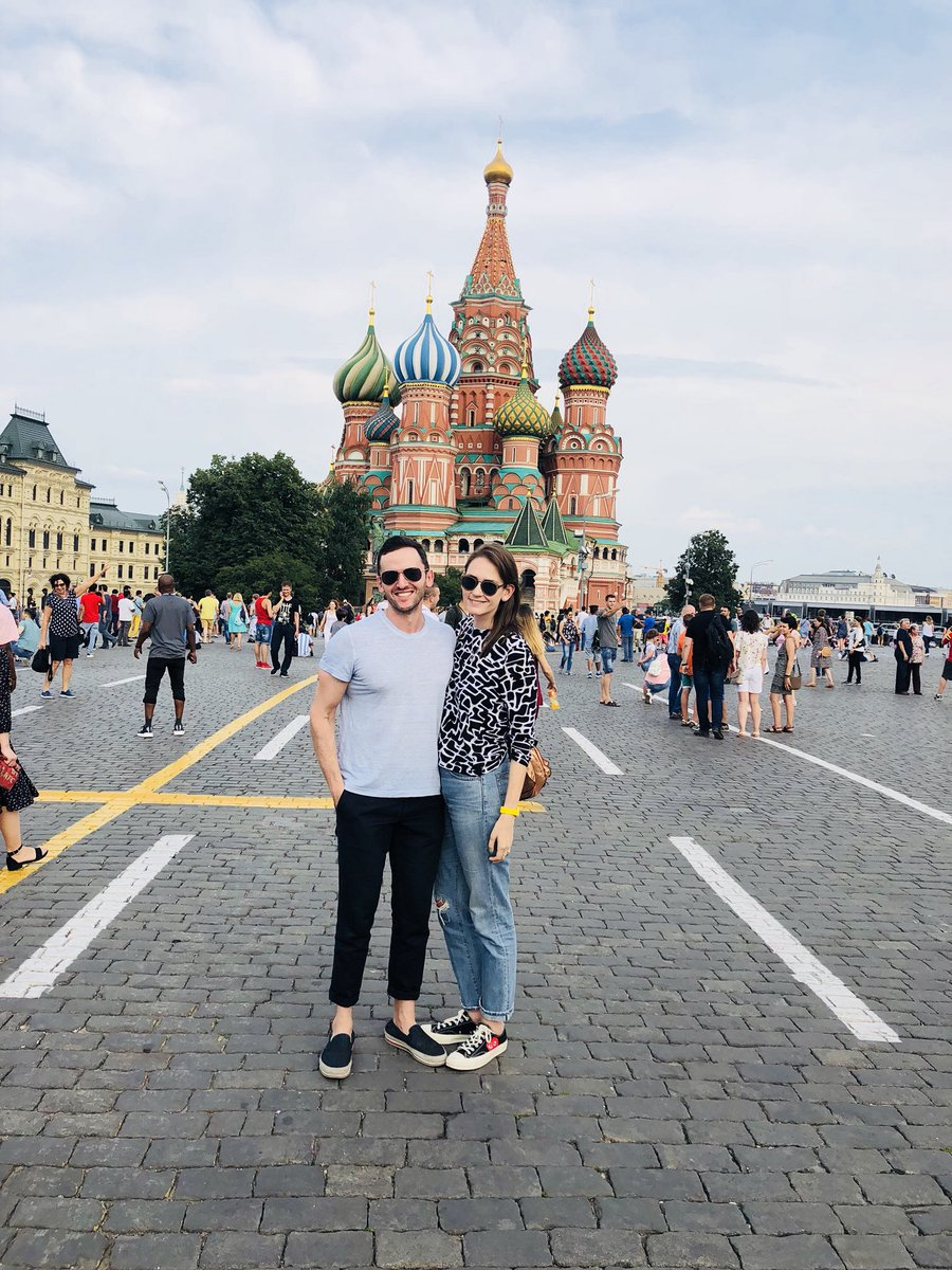 Jessica Tarlov's boyfriend, Roman