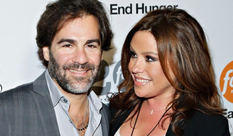 John M. Cusimano with his wife