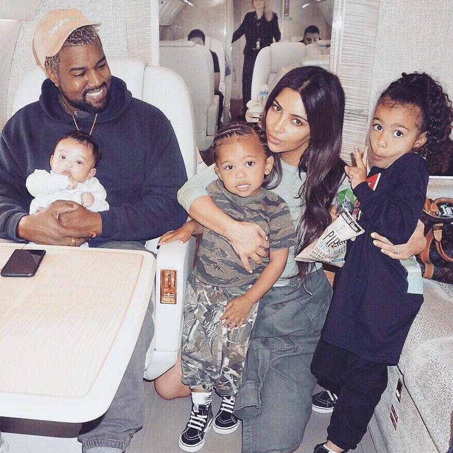 Kanye's Kids