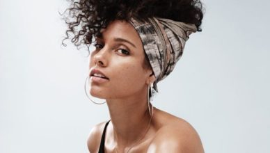 Alicia Keys, Song in A Mirror