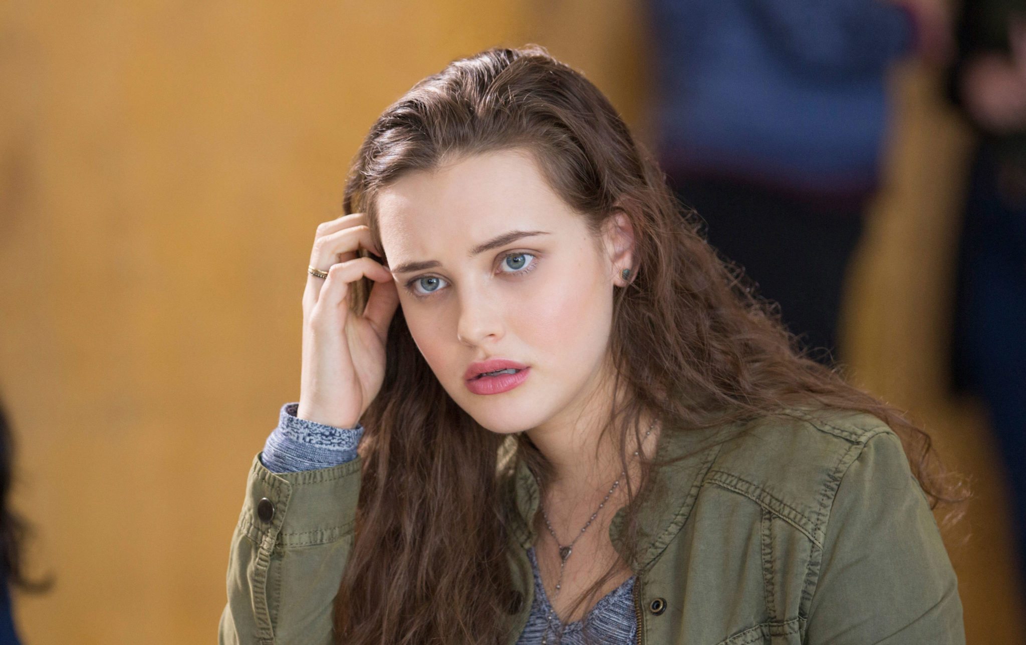 Katherine Lagford as Hannah Baker