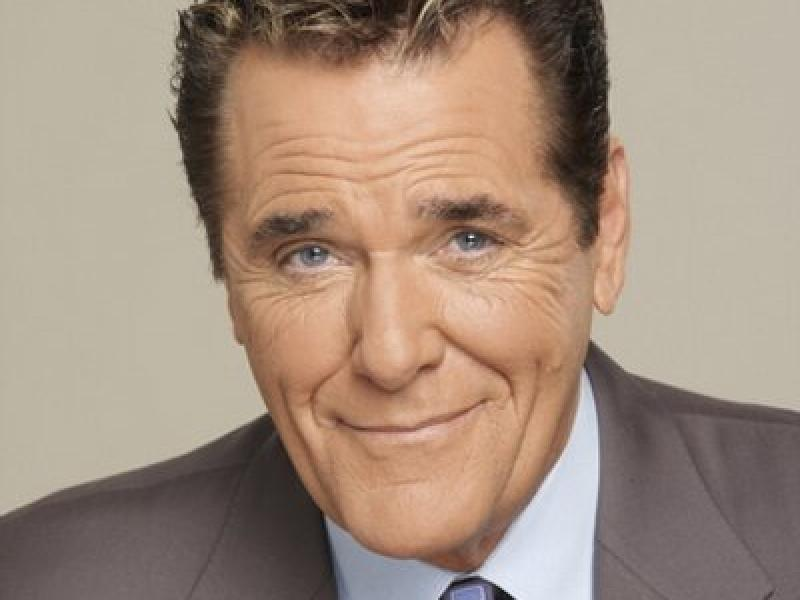 Chuck Woolery, Former host of Wheel of Fortune