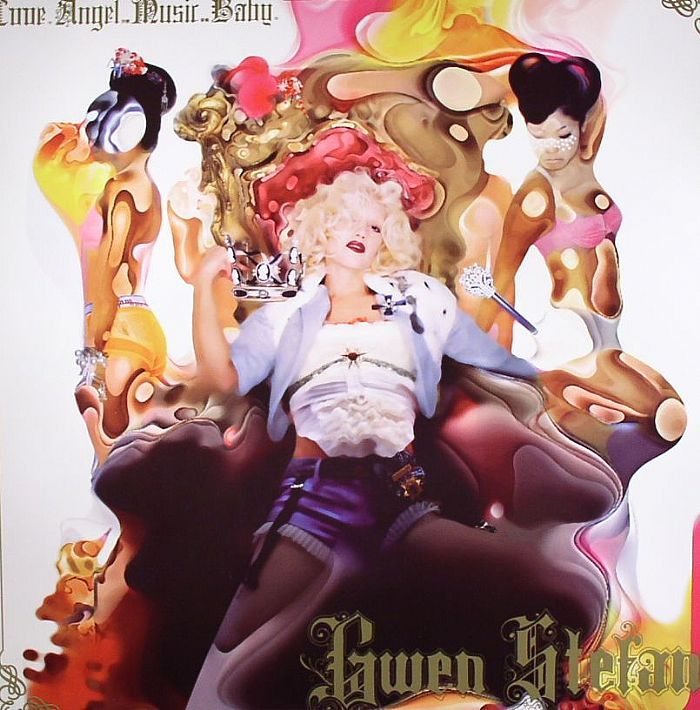 Gwen's album, Love. Angel. Music. Baby.