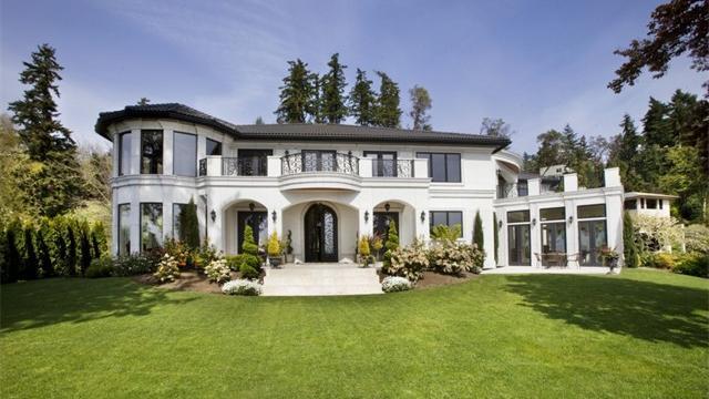 Russel Wilson's house