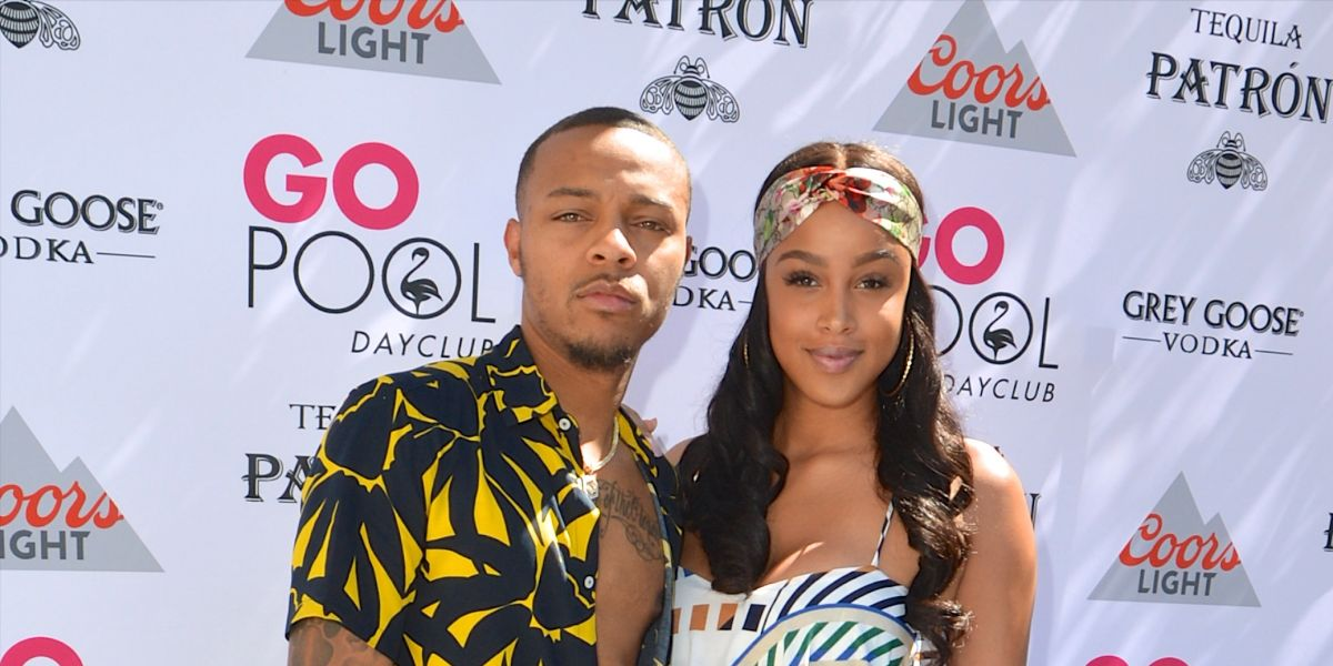 Bow Wow and ex-girlfriend, Kiyomi Leslie