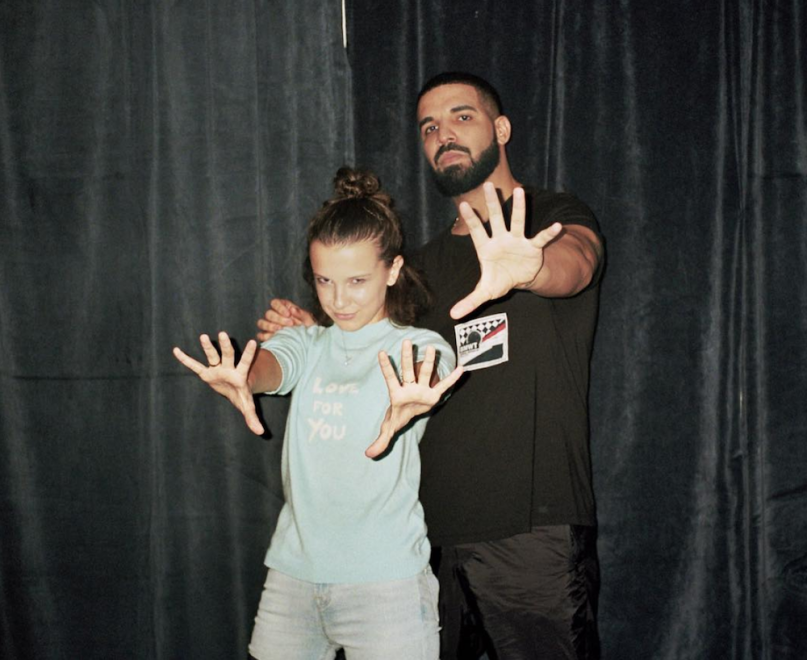 Millie and Drake
