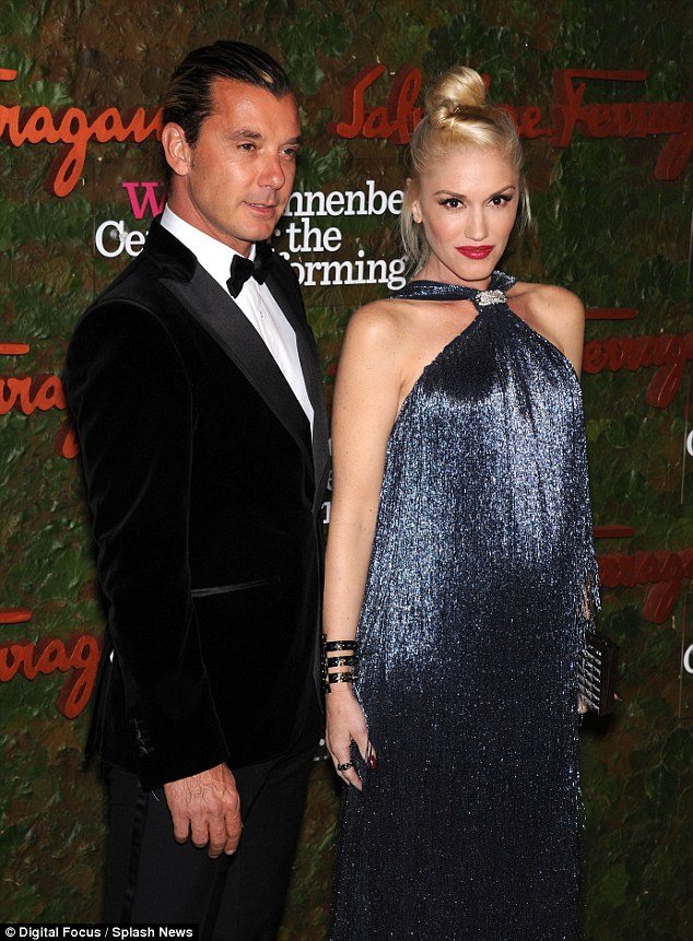 Gwen and Ex-husband, Gavin Rossdale