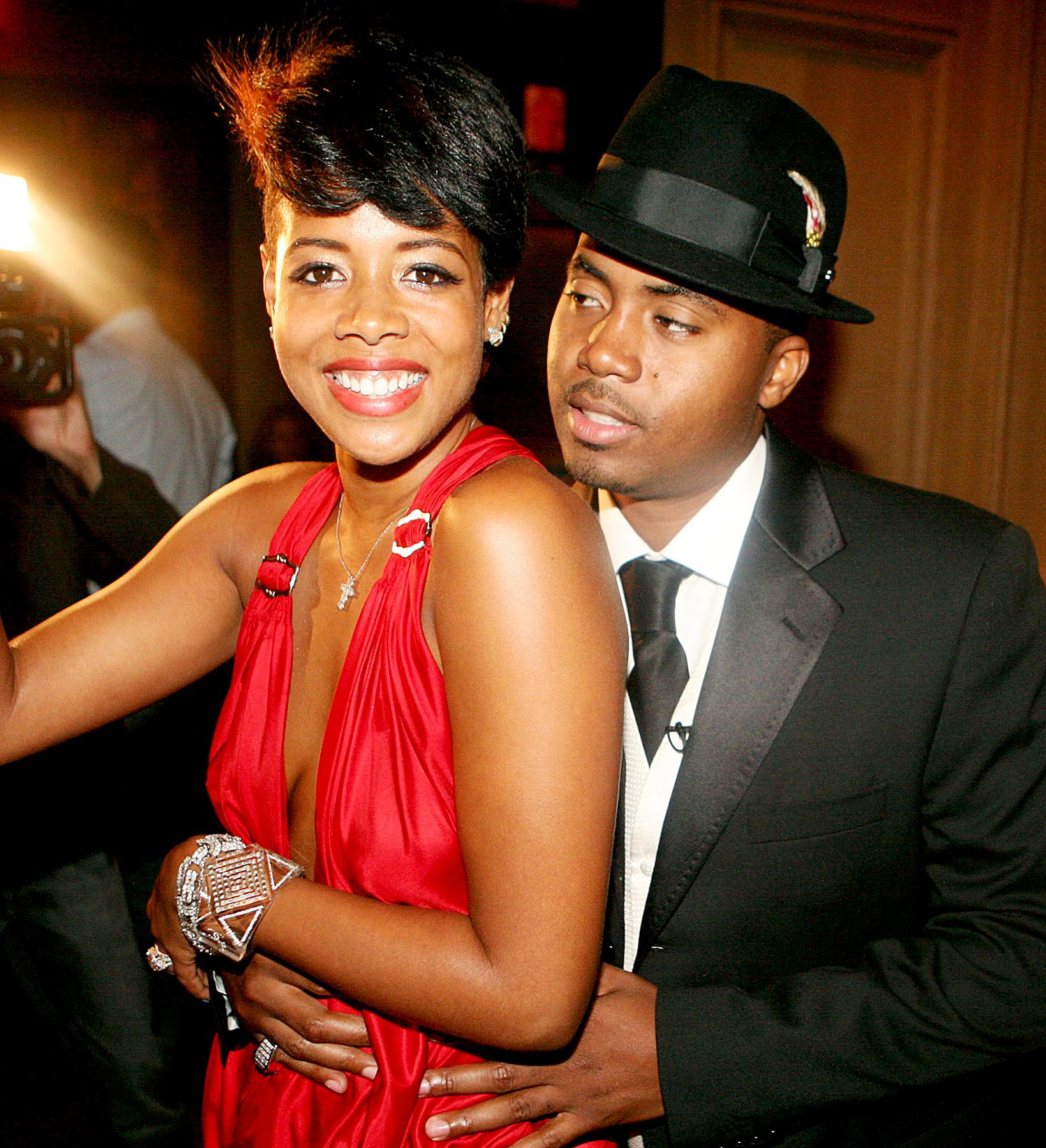 Nas and Ex-wife, Kelis