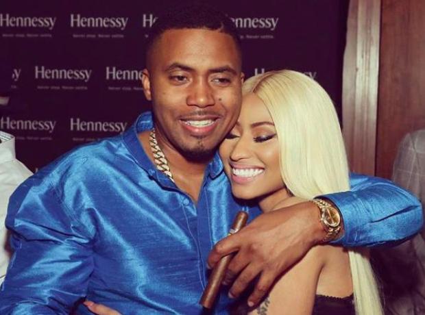 Nas and Ex-girlfriend, Nicki Minaj