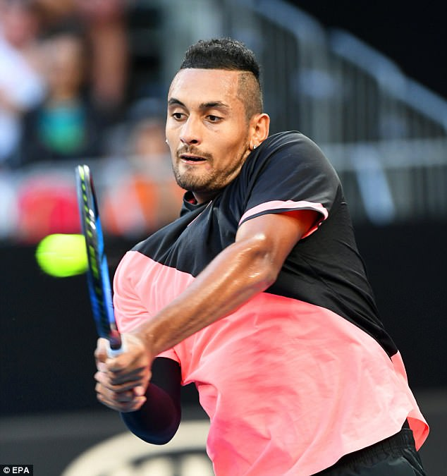 Nick Kyrgios: Girlfriend, Parents, Age, Height, Net Worth ...