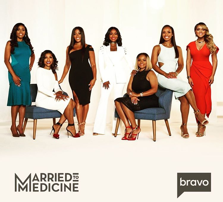 Married To Medicine on Bravo