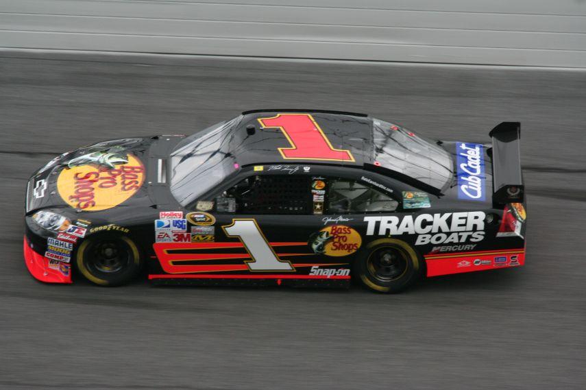 2008 Sprint Cup car