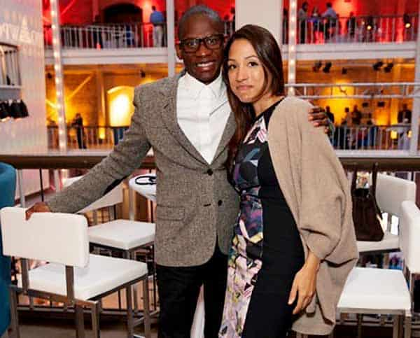Troy Carter and Rebecca Carter