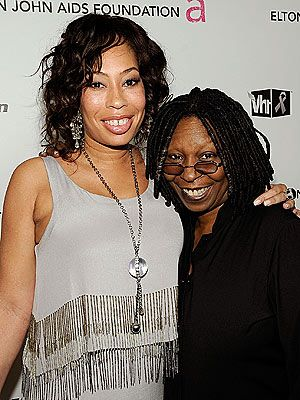 Whoopi-Goldberg-with-her-daughter