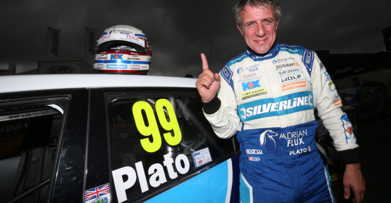 Jason Plato, British Racing Driver