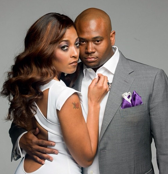 toya-bush-and-her-husband-eugene-harris