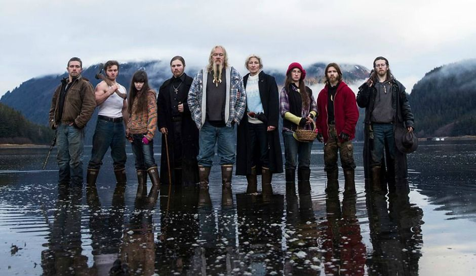 Alaskan Bush People's cast members