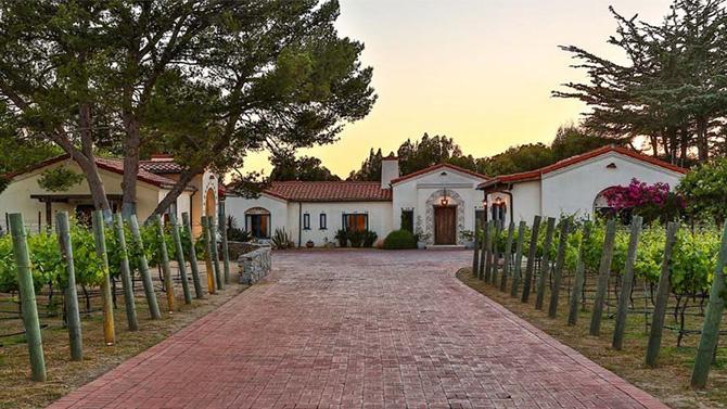 Emilio Estevez's house