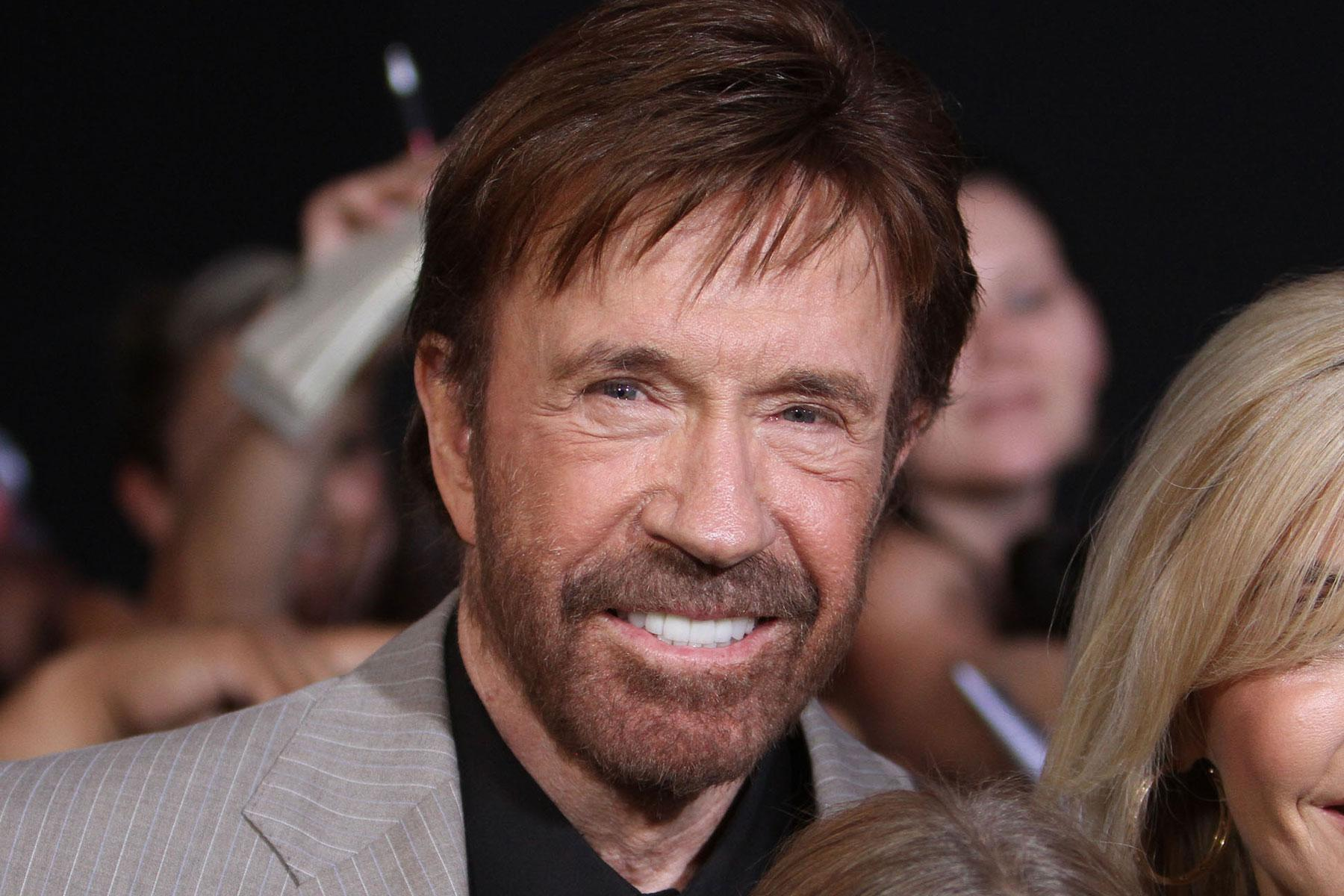 Picture chuck norris wife sex nude