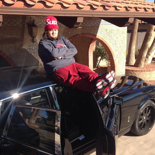 Chumlee's Rolls Royce