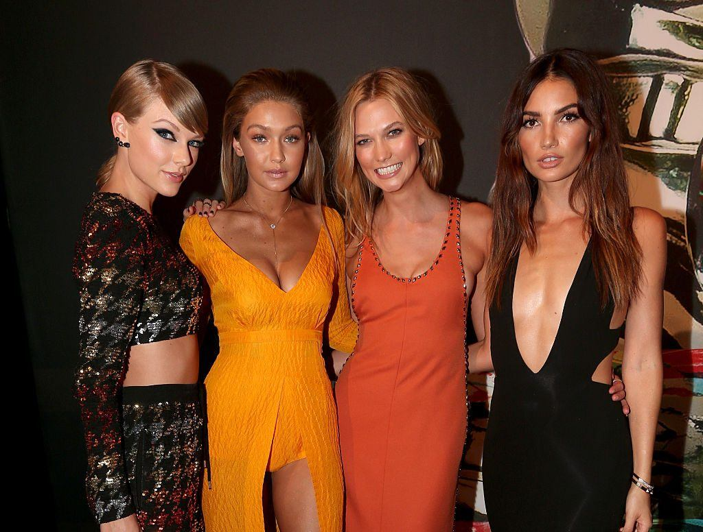 Karlie is a close friend of taylor Swift