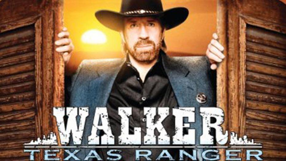 Norris starred inWalker, Texas Ranger