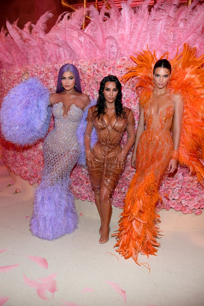 Kimwith Kylie and kendall