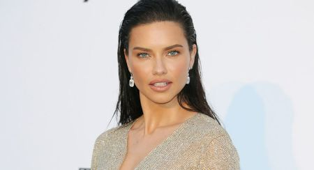 At present, Adriana is the brand ambassador for the' Desigual ' fashion label.