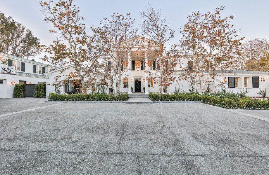 Danny's former Beverly Hills Mansion