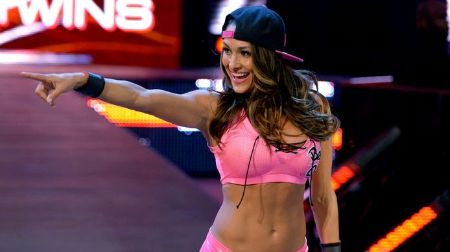 Brie Bella is a popular semi-retired professional wrestler, actress, and model from the United States.