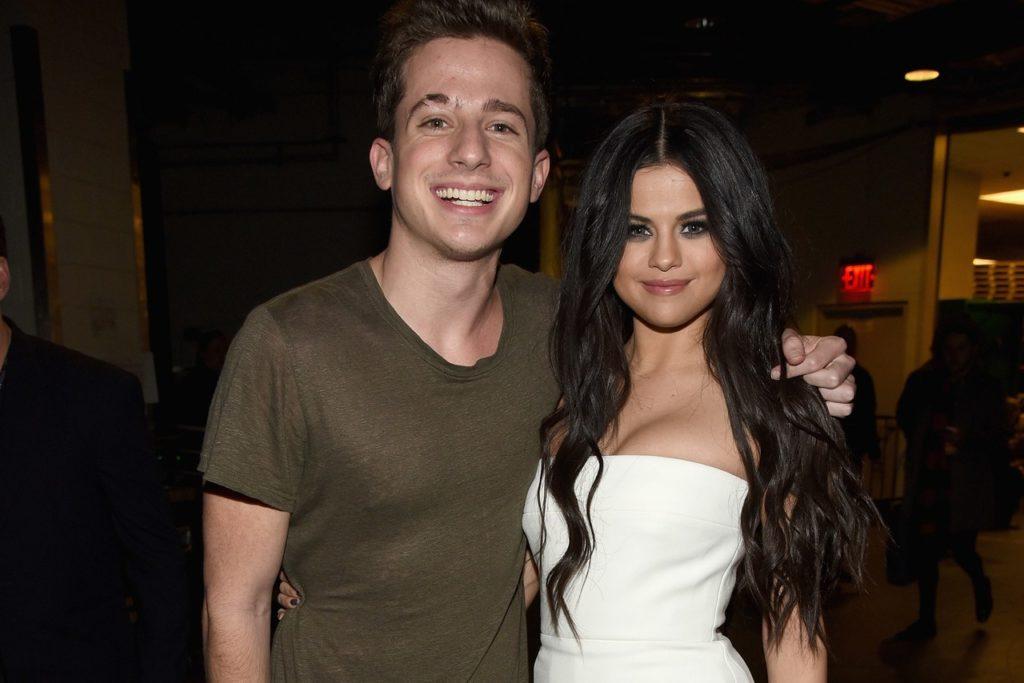Selena and rumored boyfriend, Charlie Puth
