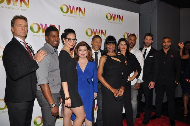 Cast of The Haves and the Have Nots