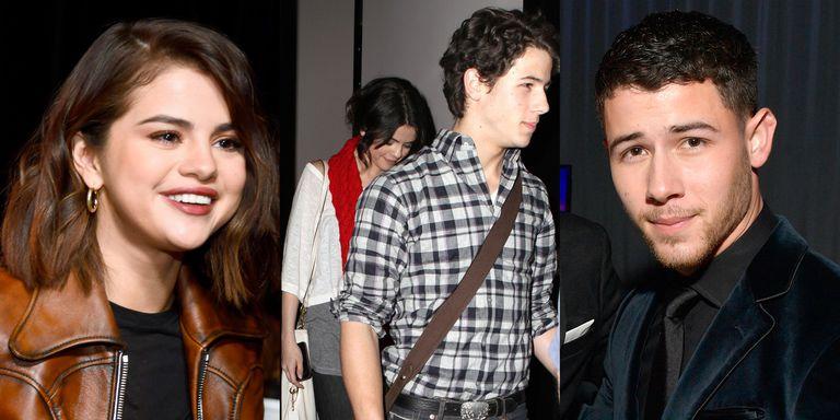 Selena and Nick Jonas
