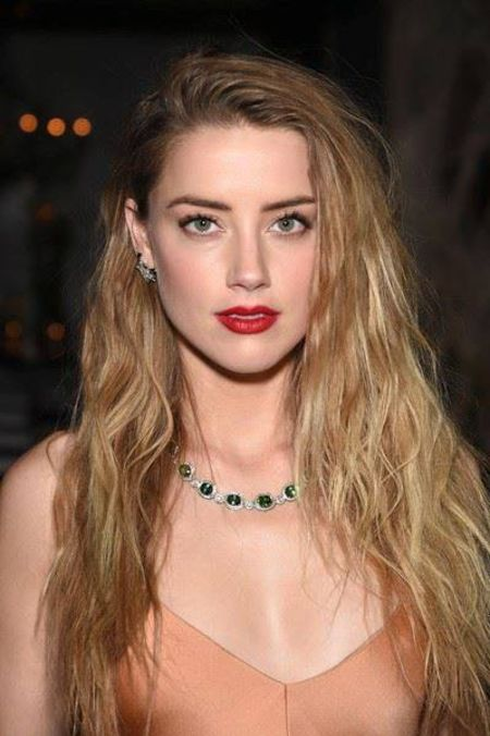 Amber Heard has been recognized as a popular American actress and former model from Texas.