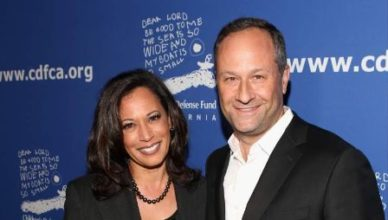 He is popular for being the husband of Kamala Harris. Douglas wife is perceived as the Junior US senator from California.