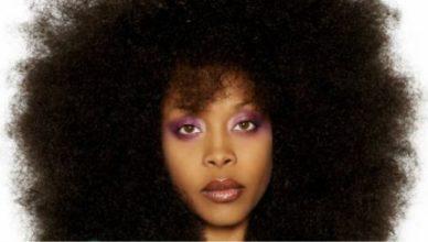 Erykah's original name isErica Abi Wright.