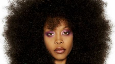 Erykah's original name is Erica Abi Wright.