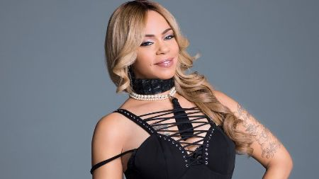 Faith Evans is both a popular singer, actress, a composer and a record producer from the United States.
