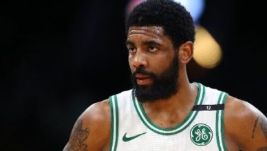 He is currently serving for the Boston Celtics.