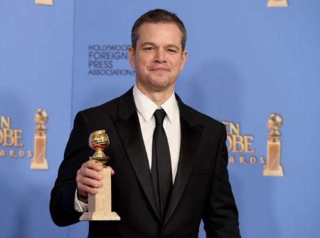 Matt Damon: Movies, Net Worth, Oscar, Height, Ford Vs ...