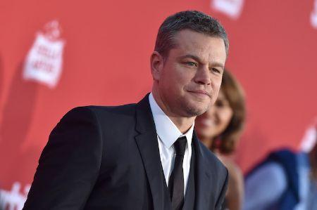 Giving an insight into Matt Damon's love life, he is a married man.