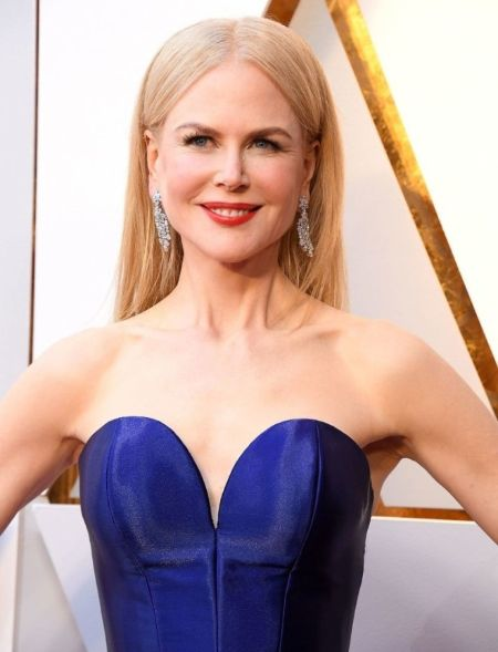 Nicole Kidman is a popular Australian-American actress, singer, and producer.