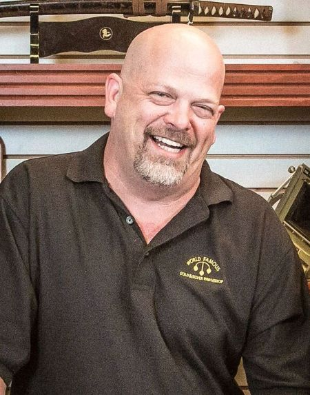 He is well known for being the owner of the World Famous Gold & Silver Pawn Shop.