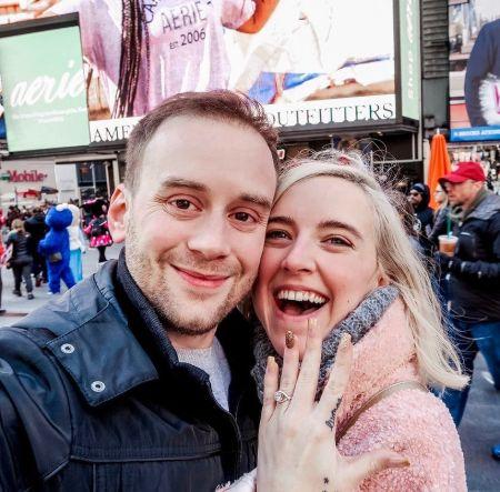 Tessa Netting engaged to Joe Mosses