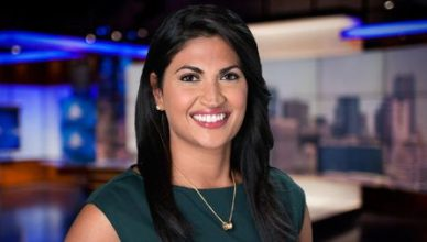 Vinita Nair is famous Indian-American Tv journalist and reporter.