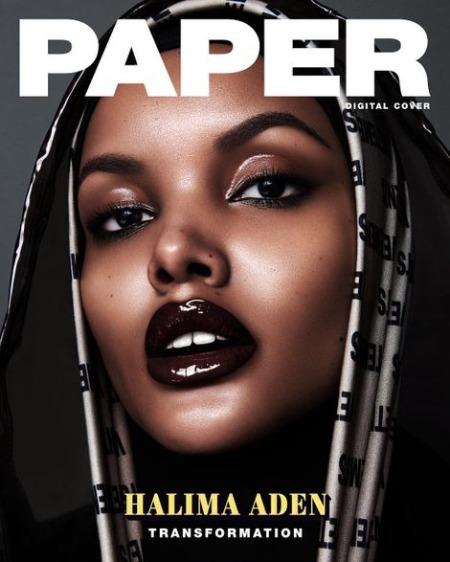 Halima Aden Moedling