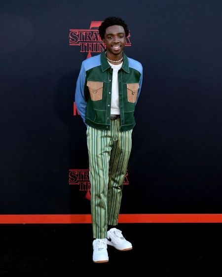 Caleb McLaughlin height is 5 ft 5 inches