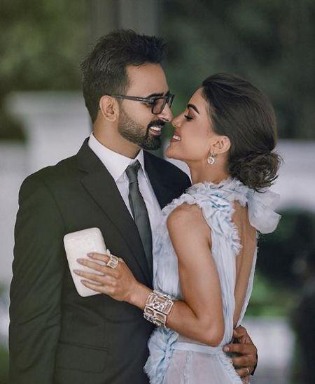 Camila Coelho husband, married, fiance, wedding, partner